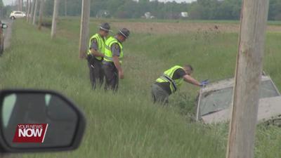 Single car crash in Monroe Township kills one
