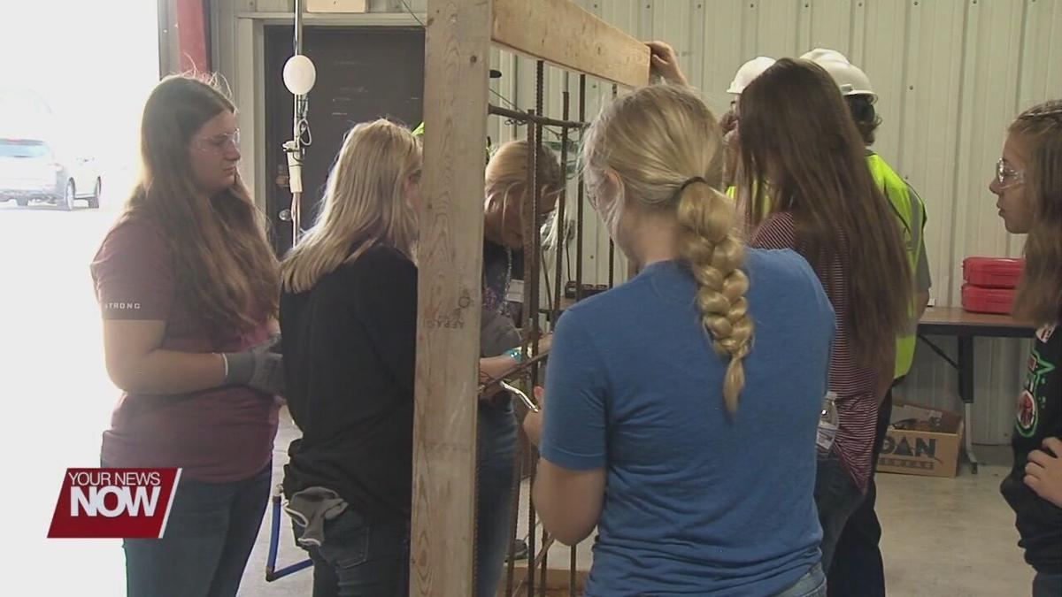 Local high schoolers learn more about trade jobs