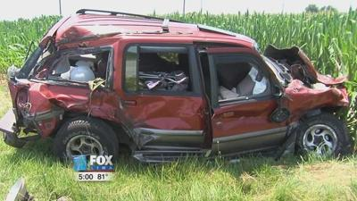 Cairo Woman Hospitalized After Lincoln Highway Crash News