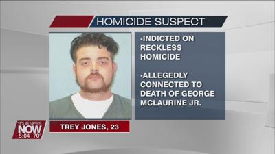 Spencerville man indicted for alleged reckless homicide of 19-year-old