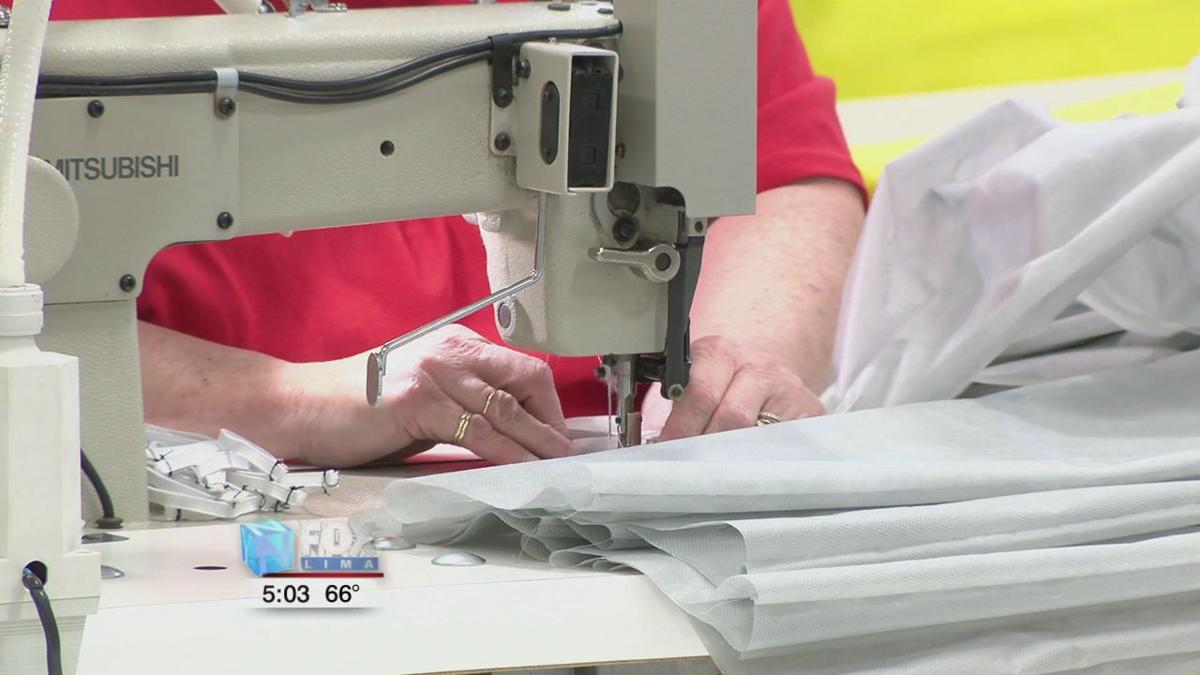 KAM Manufacturing, Inc. producing PPE