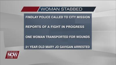 51-year-old stabbed at Findlay's City Mission
