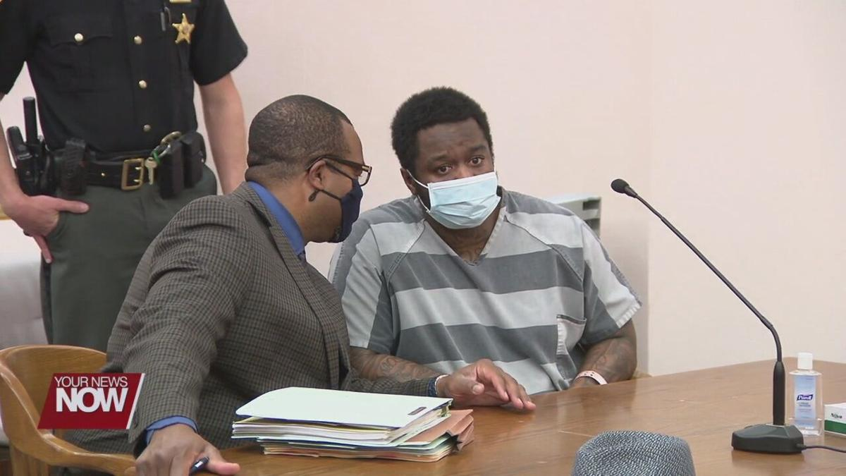 Dejuan Lucas has condition added to bond during hearing Wednesday