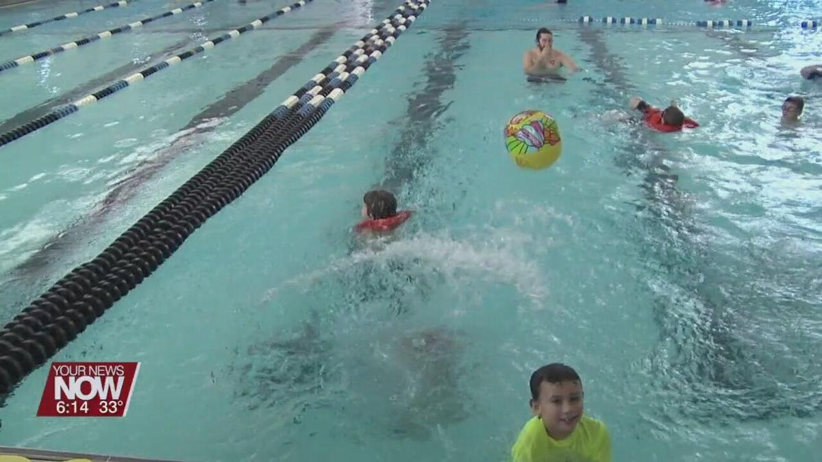 "Lima Family YMCA starting Friday Nights ""Flick & Float"" this Friday, January 8th"