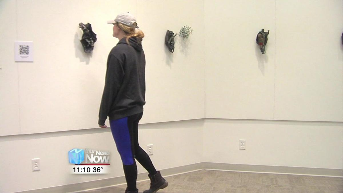 Unspeakable exhibit at Bluffton University speaks to violence against women1.jpg