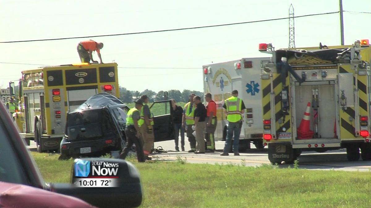 Two people are dead after car accident on Thayer Road and U.S. 30 1.jpg