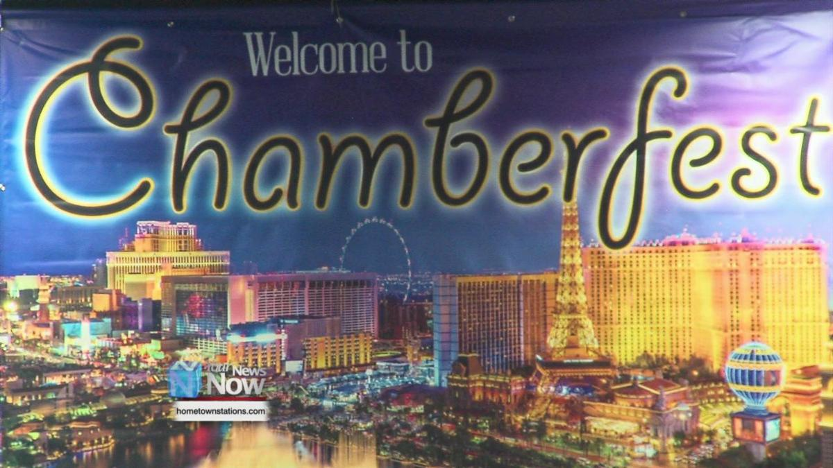 Chamber of Commerce brings Las Vegas to Lima!