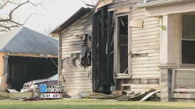 Wednesday morning fire damages Lima home
