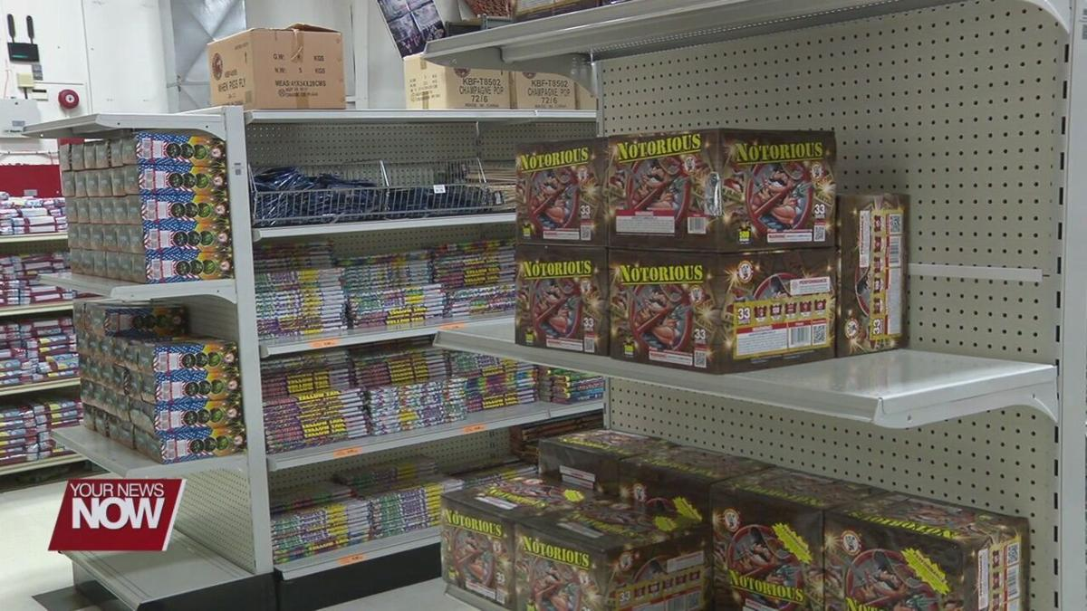 Springfield Fireworks recommends customers shop early ahead of July 4th due to shortage