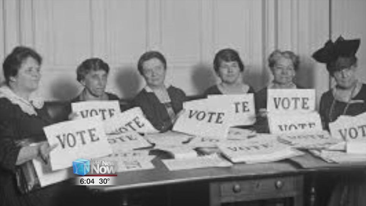 Women's Suffrage 100th Anniversary
