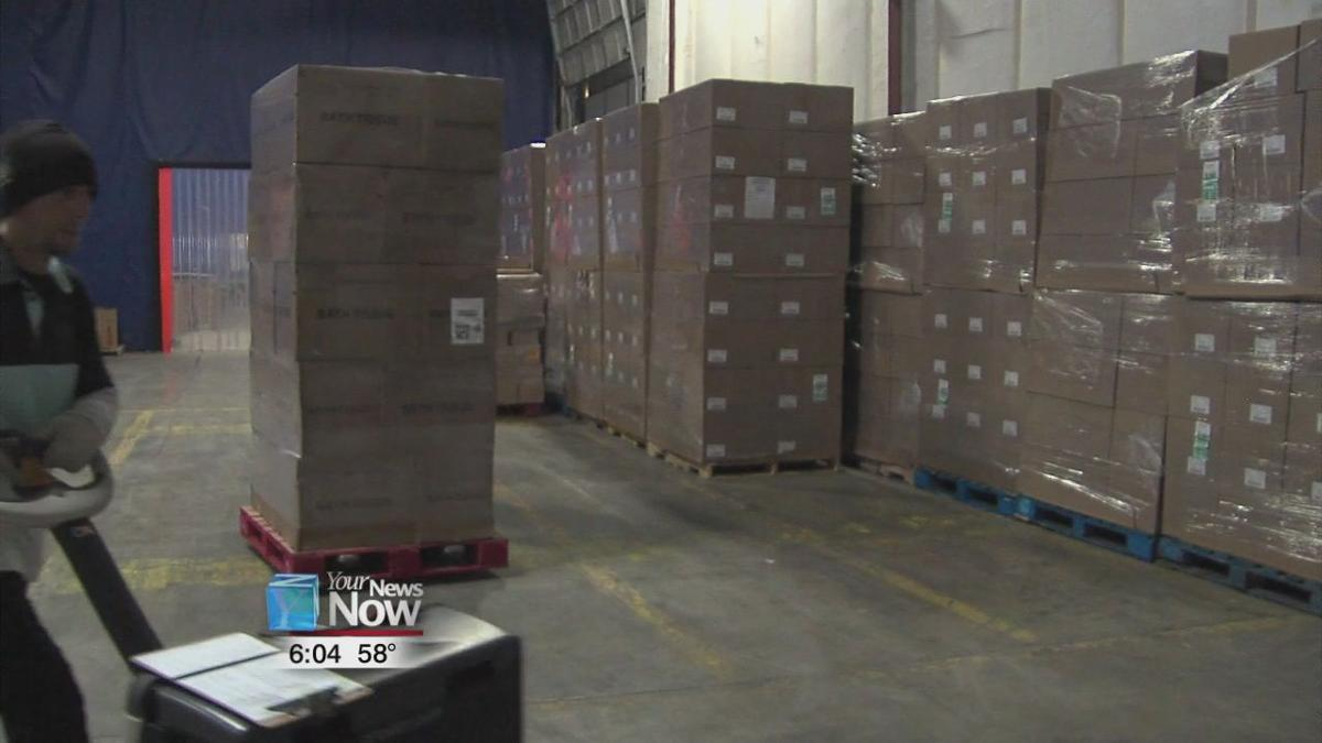 West Ohio Food Bank receives outstanding rating from American Institute of Baking