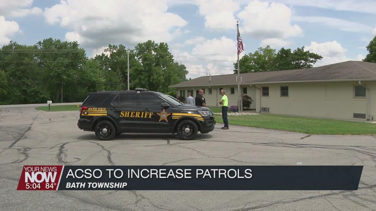 Law enforcement expected to increase patrols in Bath Township