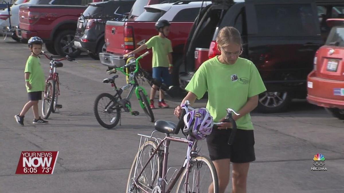 Bluffton's Ride to Remember event raises money for new bike paths
