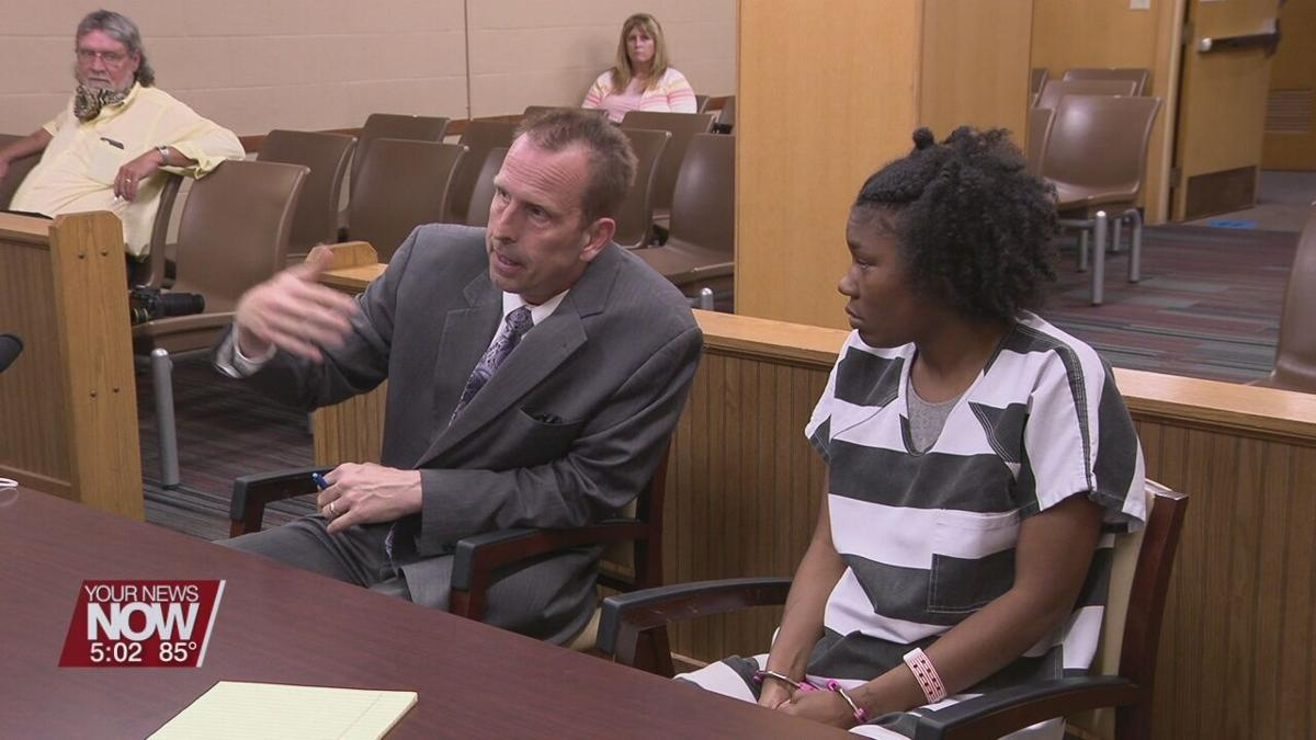 Lima woman accused of providing drugs that killed a man, makes first court appearance