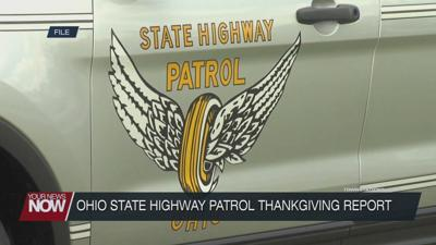 Ohio State Highway Patrol releases Thanksgiving Holiday Report