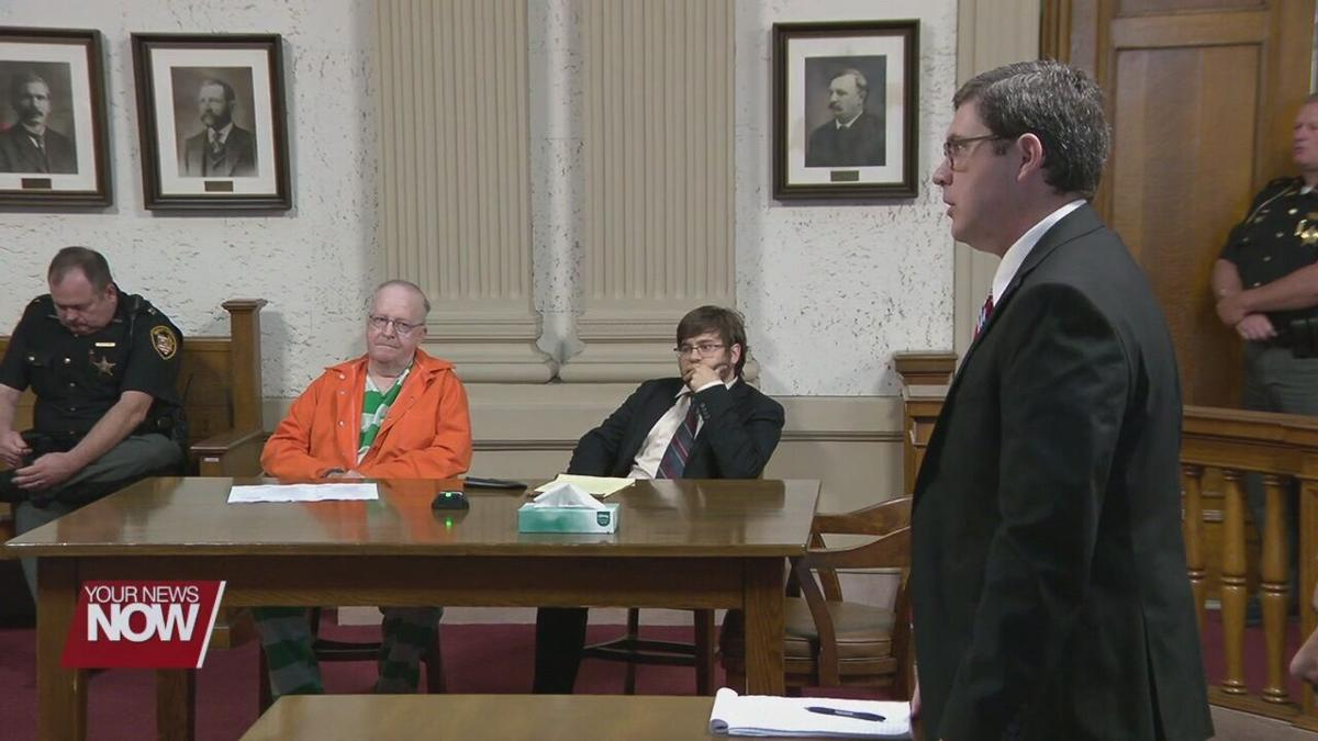 Larry Burkhart receives 50 years to life in prison on multiple rape charges