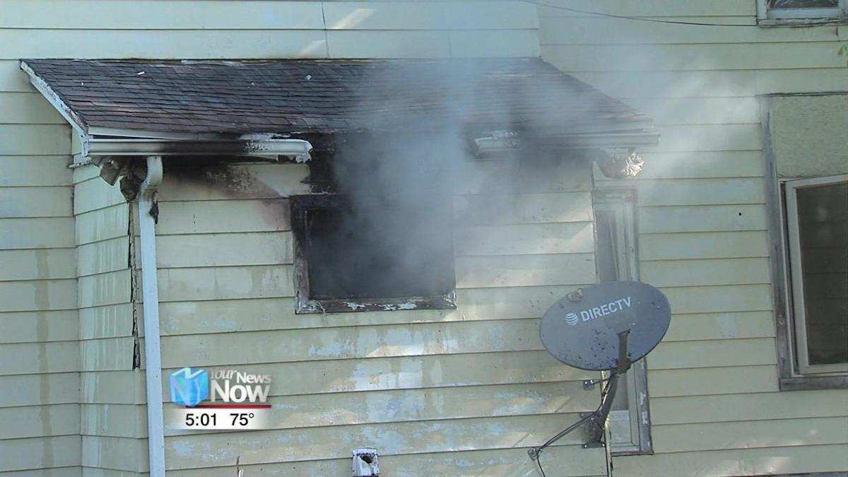 Family of four displaced after morning Lima fire 1.jpg