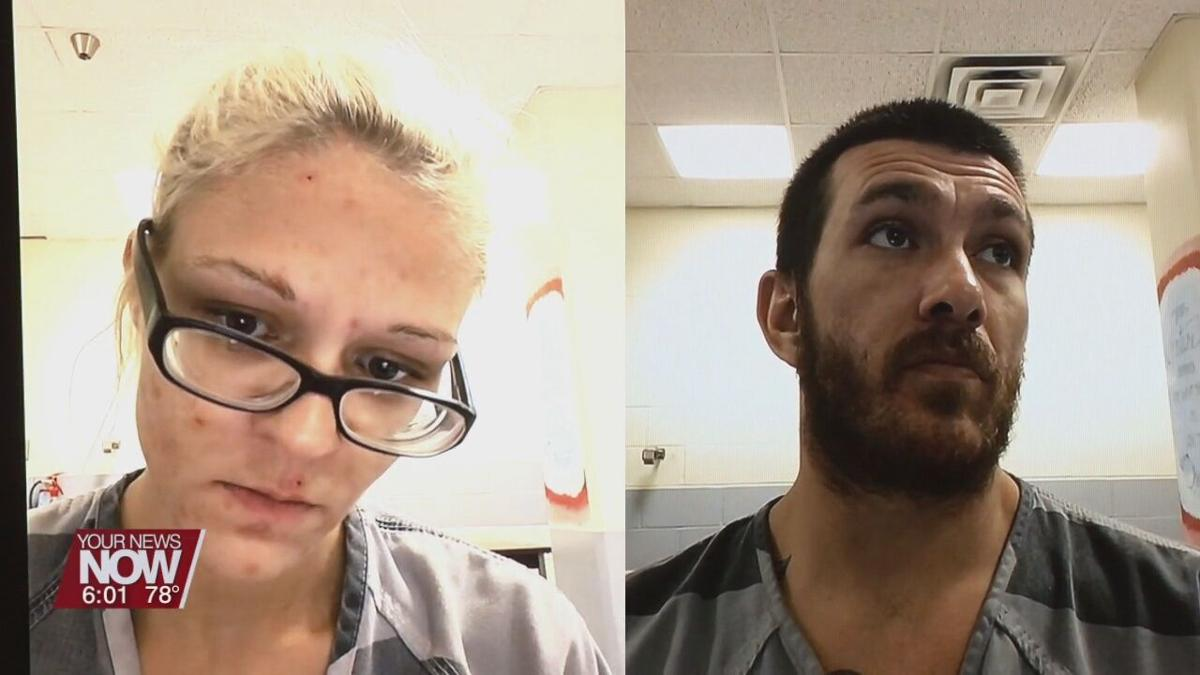 Man and woman facing felony 1 drug charge arraigned in Lima Municipal Court