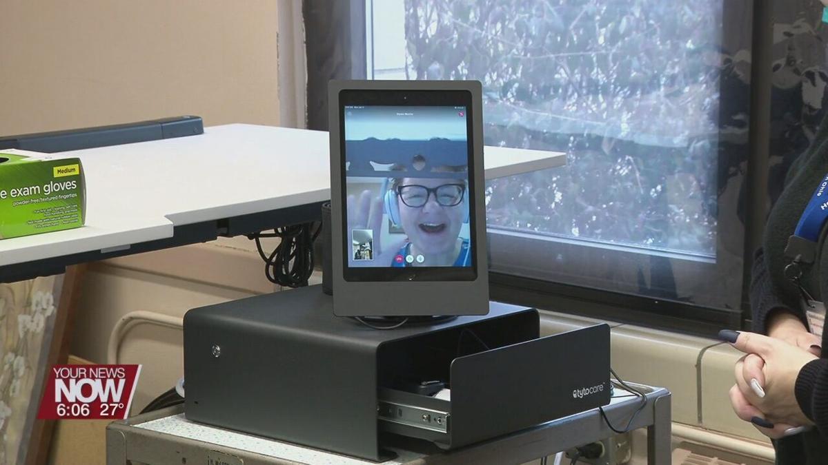 Telehealth introduced at St. Rose Catholic School