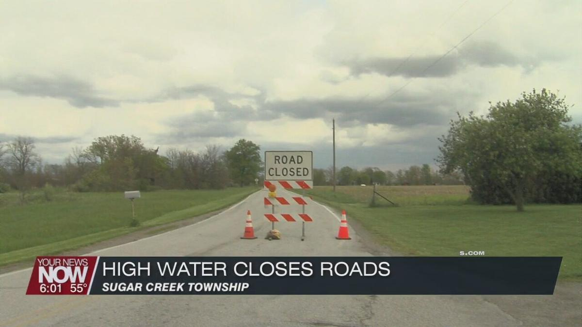 Flooding concerns following Mother's Day rain