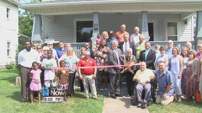 Family Promise officially opens Sprague Transitional Home