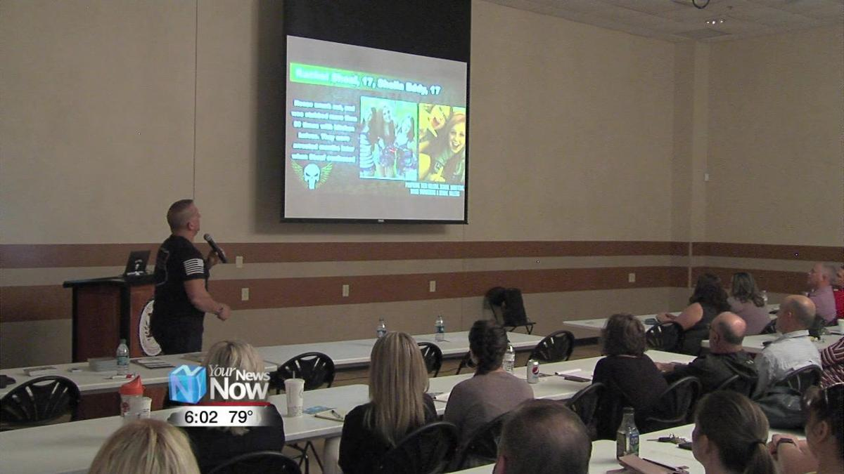 Local officials learn how to spot warning signs of violence in kids1.jpg