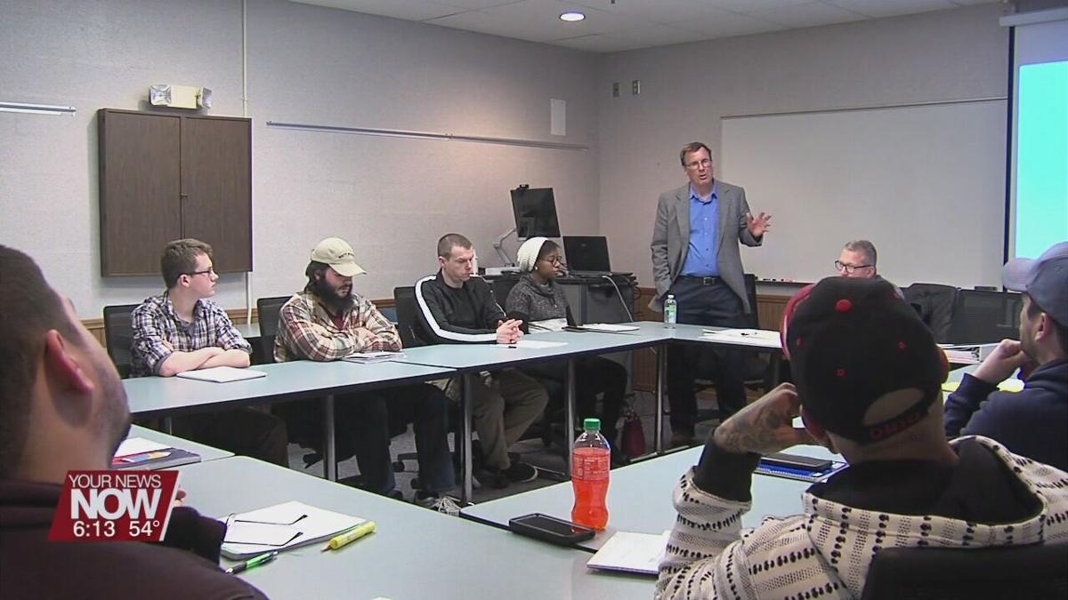 Rhodes State College offering free machine training to Lima residents to meet manufacturers needs