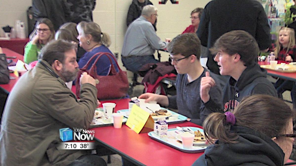 Shawnee Optimist Club host annual pancake breakfast1.jpg
