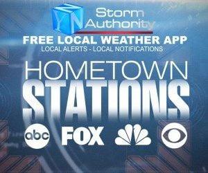 Storm Authority Weather App