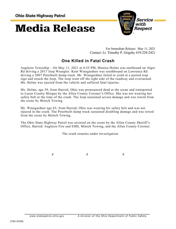 Media Release - Alger Rd Fatal.pdf