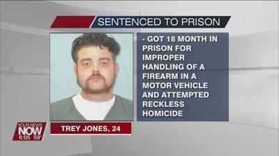 A Spencerville man gets 18 months in prison for Venedocia shooting