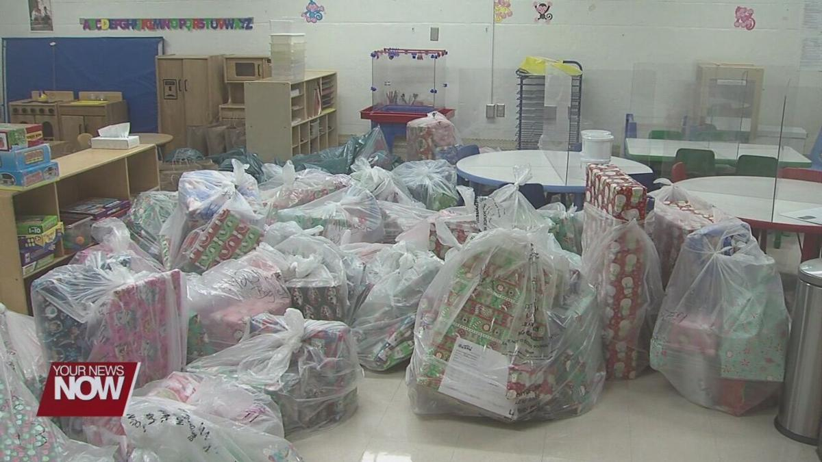 ABATE of Ohio delivers Christmas toys to WOCAP