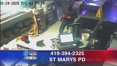St. Marys Police Department investigating breaking and entering at Villa Nova Drive-Thru