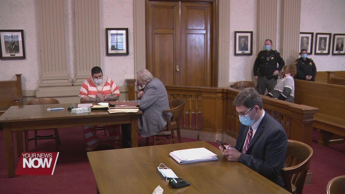 Leipsic man enters plea of guilty for endangering children