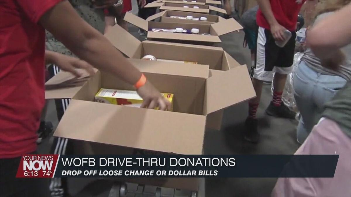 West Ohio Food Bank plans drive-thru donation event for Hunger Action Month