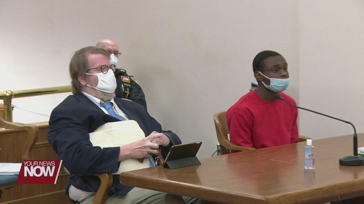 A Lima teen charged with murder gets his bond reduced in common pleas court