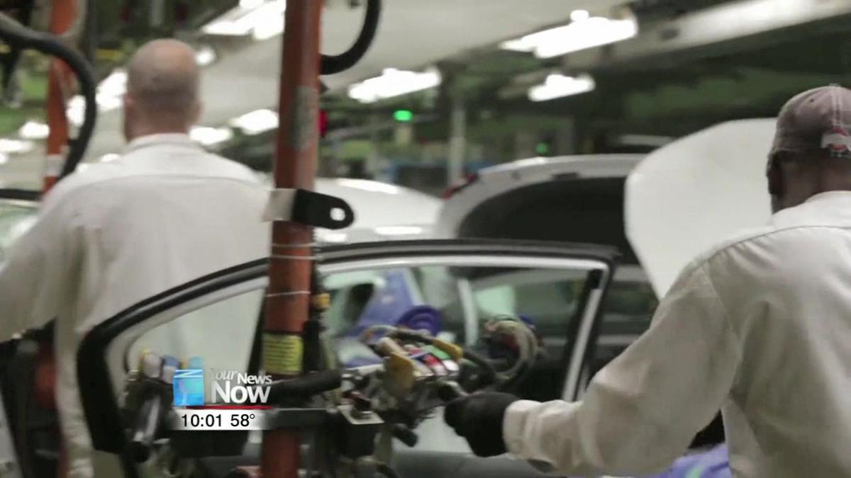 Honda to drop a second shift production line in Marysville