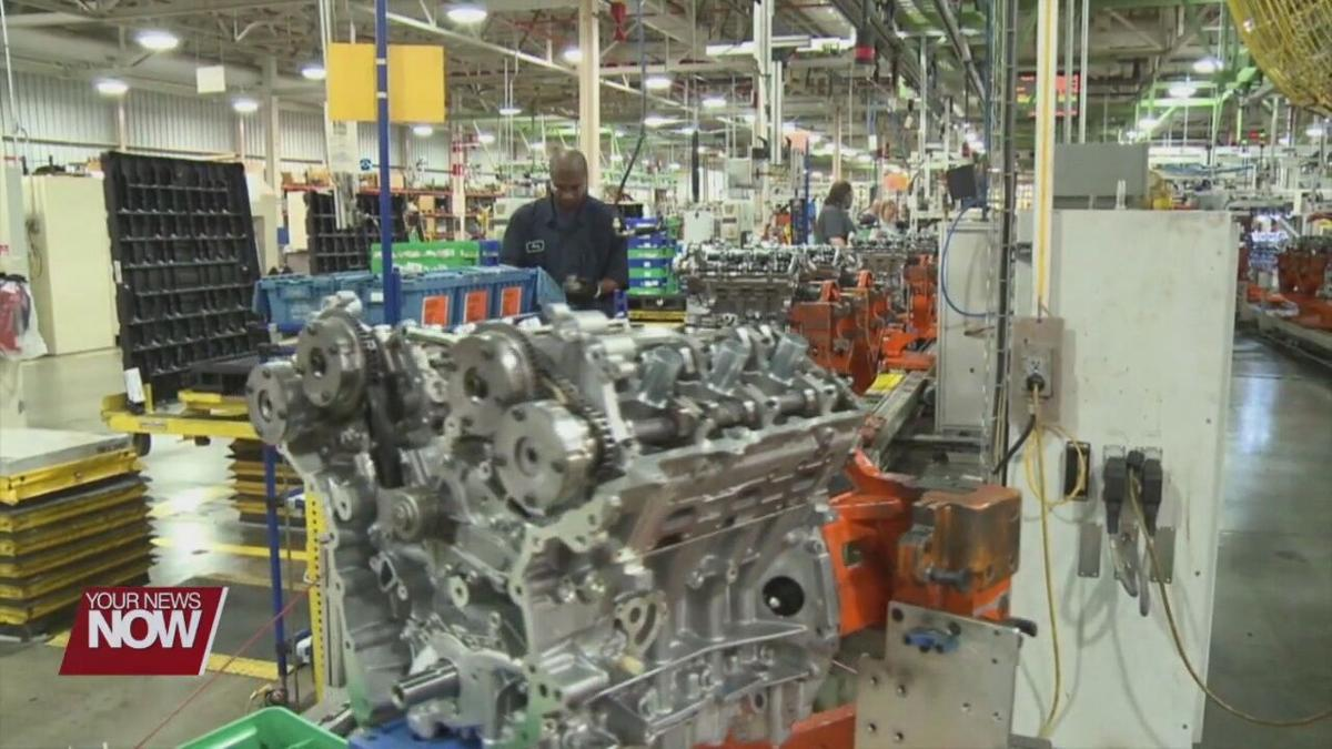 Ford engine plant workers laid off because of supply chain breakdown