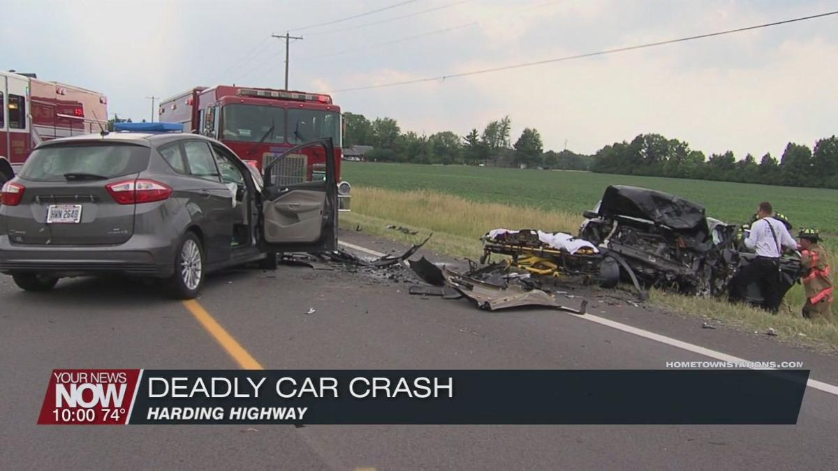 One person killed in three-vehicle crash on Harding Highway