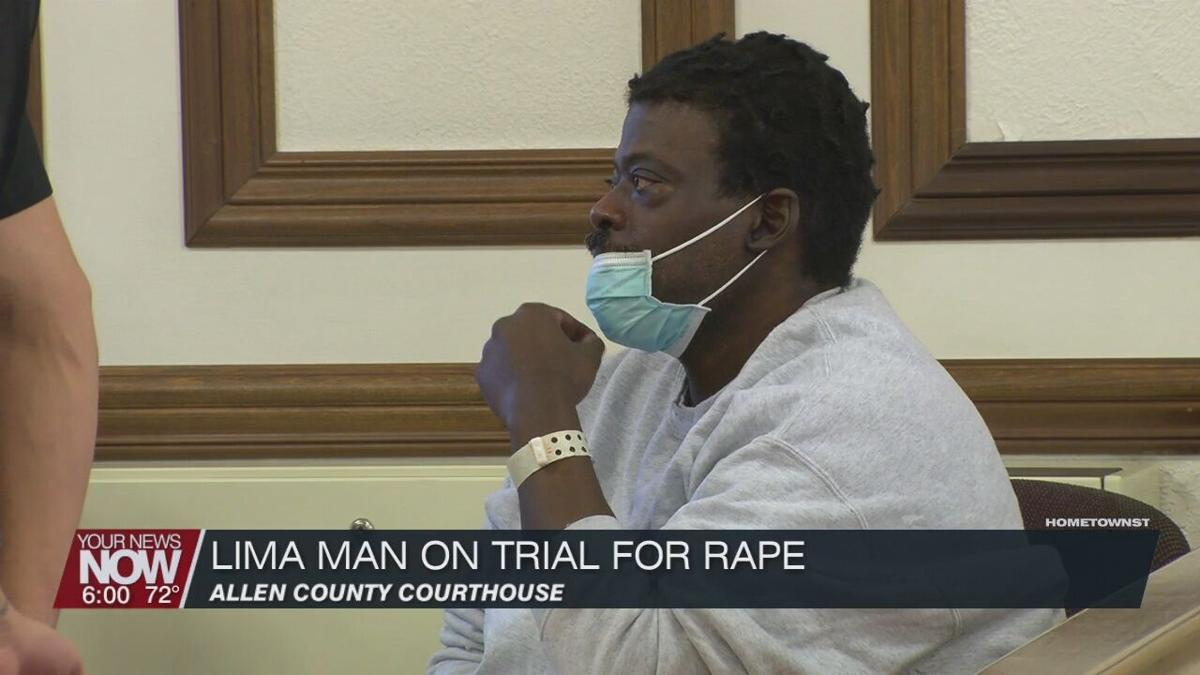 Trial underway for man accused of raping an 11-year-old girl
