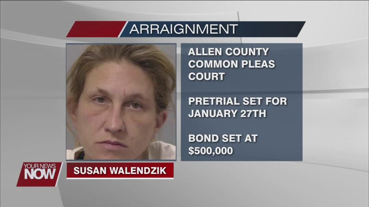 Man and Woman indicted on human trafficking charges arraigned in Allen County