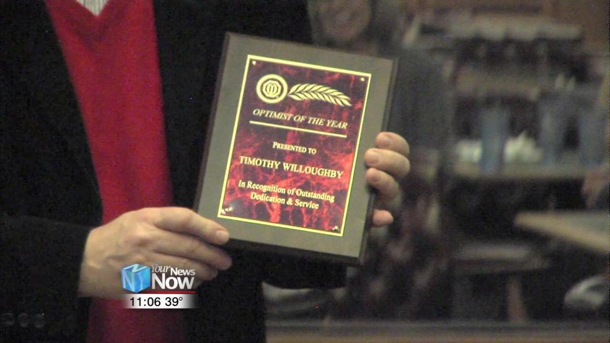 Member of 30 plus years earns Noon Optimist of the Year award1.jpg