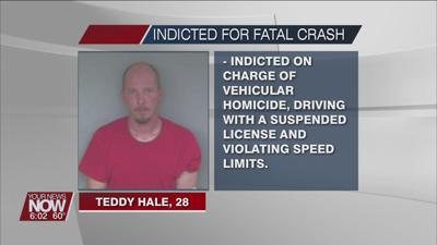 Man arrested after a Mercer County fatal accident gets indicted