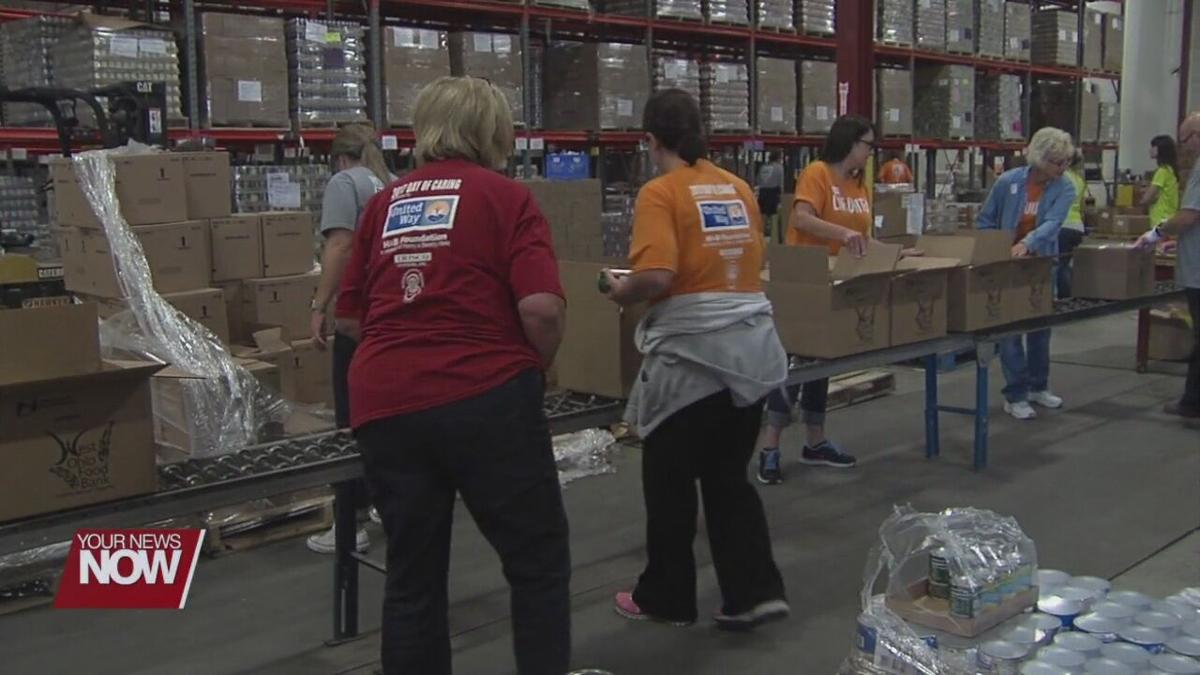 West Ohio Food Bank encourages seniors to sign up for monthly food boxes