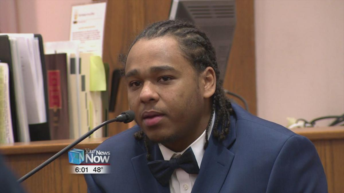 Both sides finish presenting evidence on day two of Chaz Jackson's trial