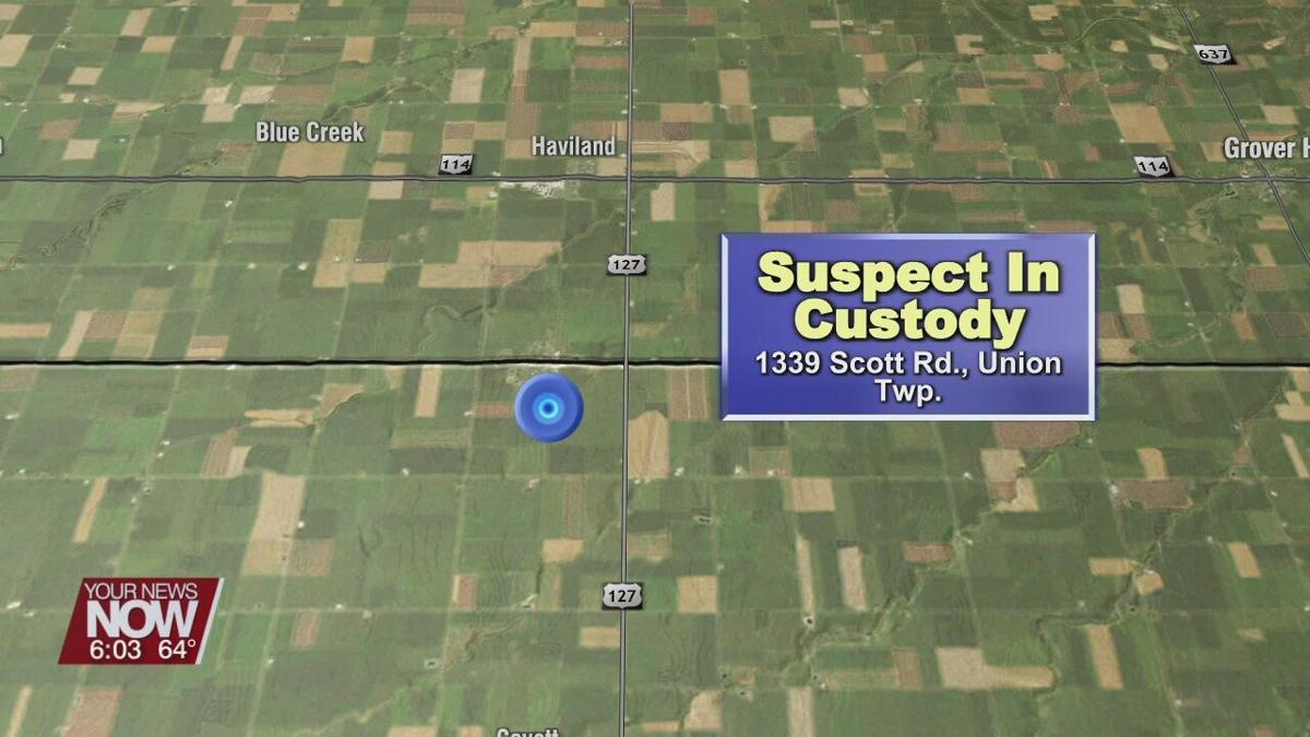 Suspect in custody after juvenile shot and killed in Van Wert County