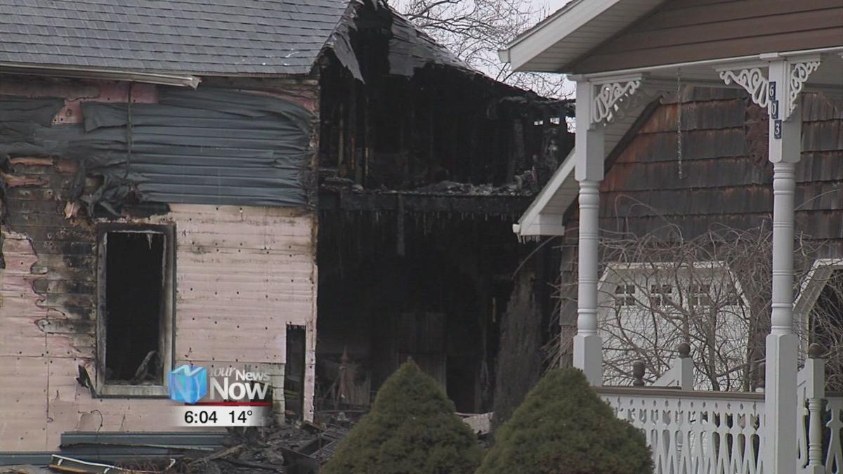 Columbus Grove house a total loss after early morning fire