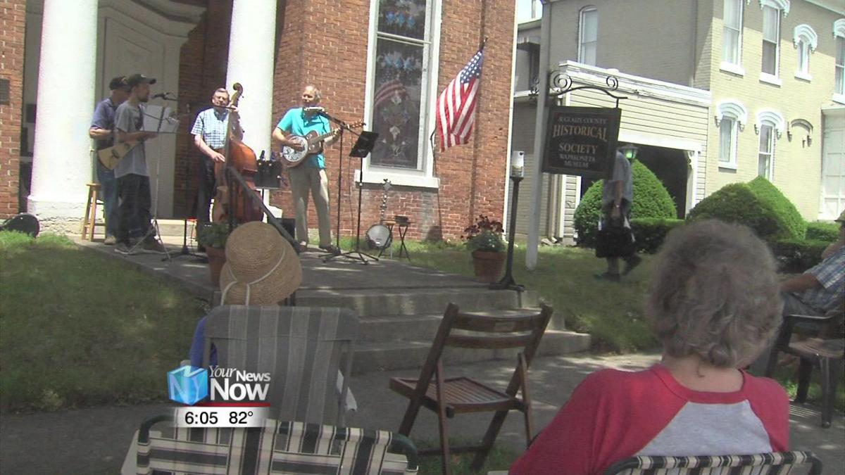 First Porch Music Festival showcases Auglaize Co. talent1.jpg