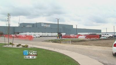 Whirlpool in Findlay temporarily closing because presumed case of COVID-19