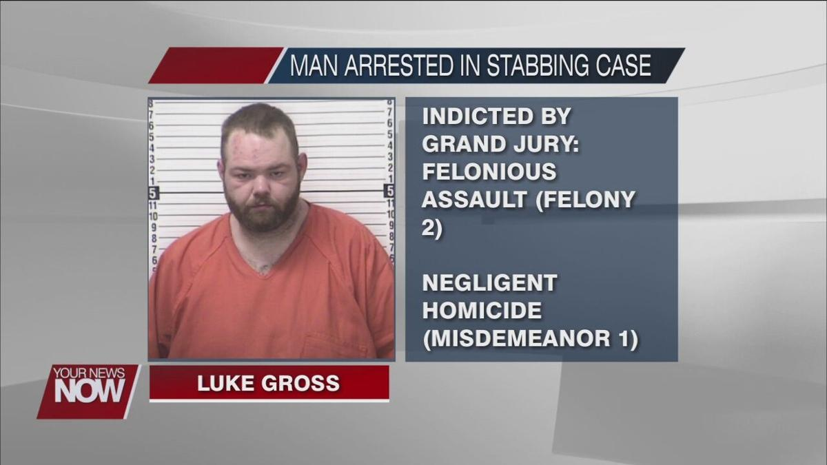 Man arrested in connection to Ada fatal stabbing
